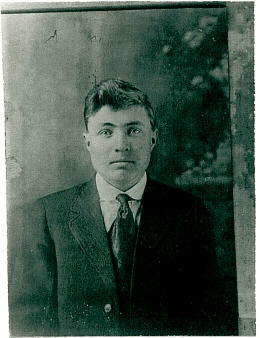 Perry Tapp, d. 1913